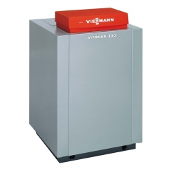 : фото Газовый напольный котел Viessmann Vitogas 100-F 29 кВт с Vitotronic 100 KC4B GS1D875