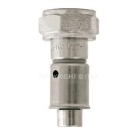 Фитинг Multi-Fit (16х2,0)х1/2 ITAP ART 510