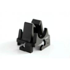 Поворотная клипса для трубы в системе «теплый пол»  диаметром 14,16,17,20 мм фото 1