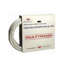 Труба металлопластиковая Prandelli (Multyrama) 20х2.0 фото 1