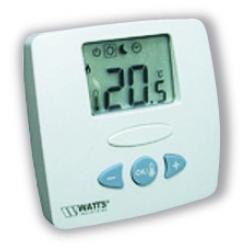 : фото Комнатный радиотермостат Watts WFHT-RF-LCD