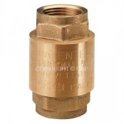 """: фото Клапан обратный пружинный 1/2"""" ITAP EUROPA ART 100"""