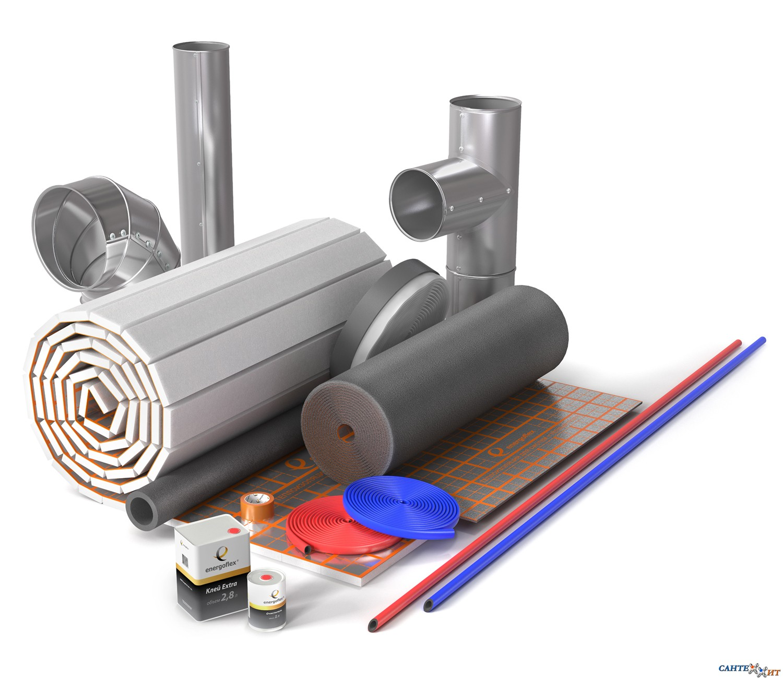 Теплоизоляция для труб Энергофлекс