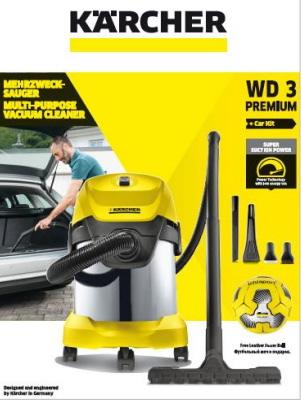 WD3 Premium Car Football Edition