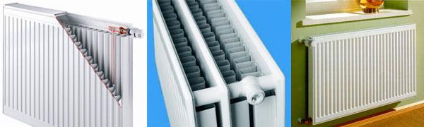 Дизайн и интерьер панельных радиаторов Kermi