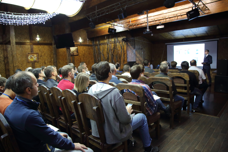 Презентация новинок и акций для партнеров. Фото1