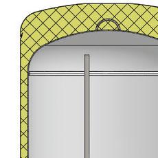 Инокс - выводная трубка для тёплой воды
