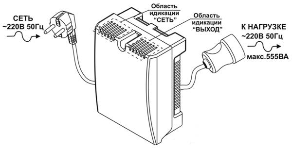 Схема подключения Teplocom ST-