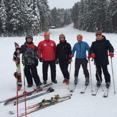Viessmann с партнерами на этапе кубка мира по прыжкам на лыжах с трамплина