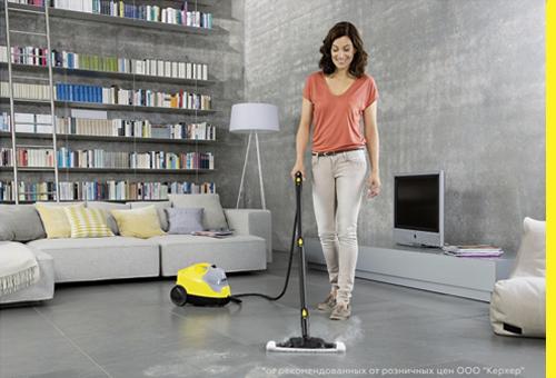 Техника для дома: пылесосы, пароочистители