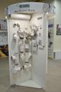 Выставочный стенд трубы Rehau