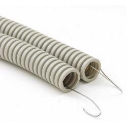 : фото Гофрошланг ПВХ для провода. Цена за 1 м.