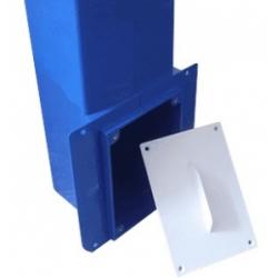 : фото H2 подрозетная коробка
