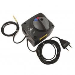 : фото Сервопривод DAB STM06/230 со встроенным термостатом 20-80С