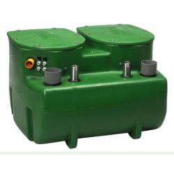 : фото Канализационная установка (емкость) DAB FEKAFOS 550 Lt DOUBLE