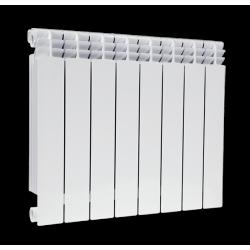 : фото Радиатор биметаллический FONDITAL ALUSTAL 500/100, 10 секций