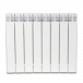 Радиатор биметаллический FONDITAL ALUSTAL 500/100, 10 секций фото 2