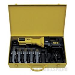 : фото Комплект - пресс электрический с пресс-клещами REMS типа M, 15-35 мм