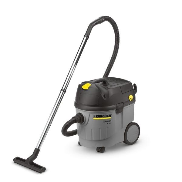 Профессиональный пылесос влажной и сухой уборки KARCHER NT 360 Eco Xpert фото 1