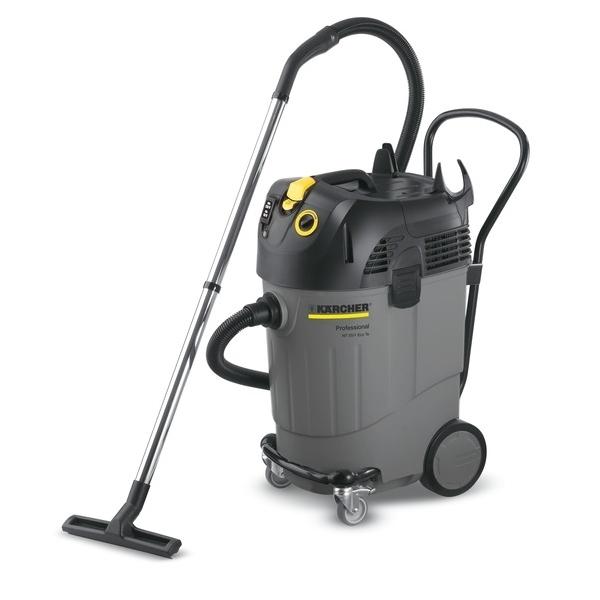 Профессиональный пылесос влажной и сухой уборки KARCHER NT 55/1 Tact Te *EU фото 1