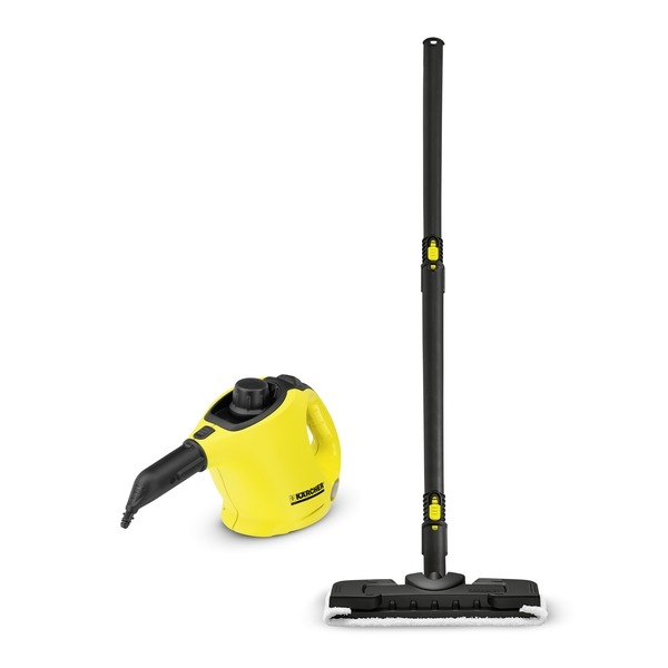 Пароочиститель KARCHER SC 1 EasyFix (yellow) *EU-II фото 1