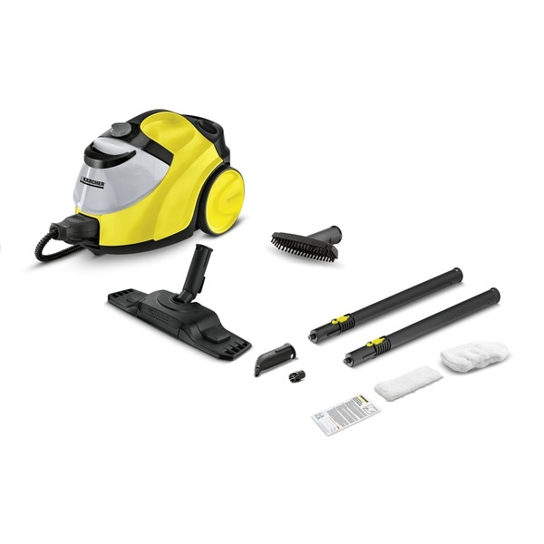 Пароочиститель KARCHER SC 5 EasyFix (yellow) Iron Plug*EU фото 1