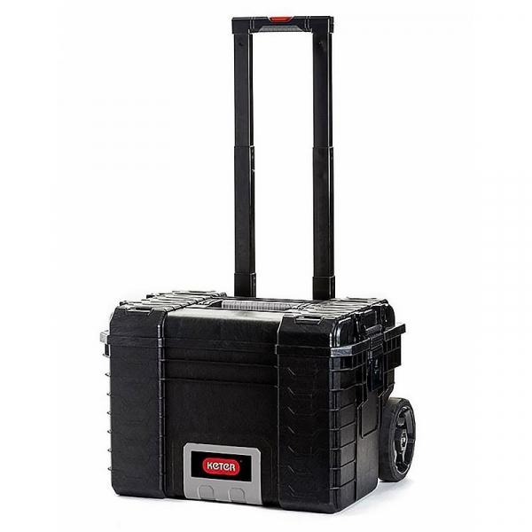 """Ящик для инструментов 22"""" MOBILE GEAR CART KETER фото 1"""