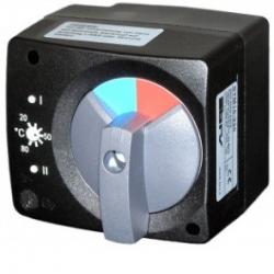 : фото Сервомотор STM 10/230 Meibes со встроенным термостатом 20-80 °С.