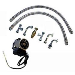 : фото Комплект для соединения настенного котла с бойлером Protherm B60 (без шлангов), соединение лев./прав.