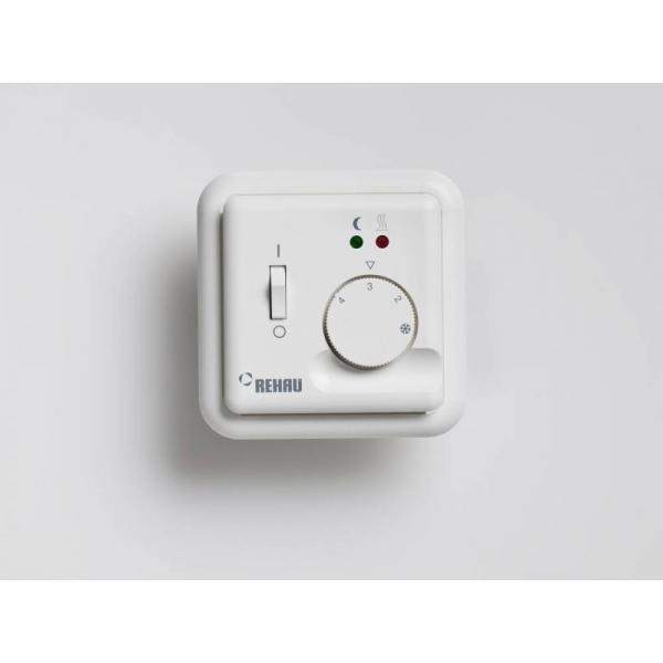 Терморегулятор REHAU Comfort 16 А для Sololec2 фото 1