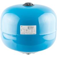 Гидроаккумулятор для водоснабжения (Stout) Varem, 24 л, вертикальный, синий, сменная мембрана