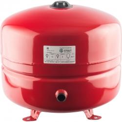 : фото Расширительный бак для отопления (Stout) Varem, 35 л, с дифрагмой, на опорах