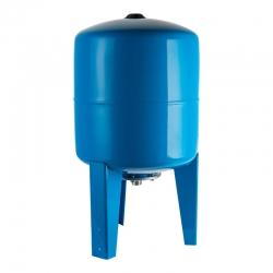 : фото Гидроаккумулятор для водоснабжения (Stout) Varem, 1000 л, вертикальный, синий, сменная мембрана