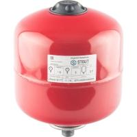 Расширительный бак для отопления (Stout) Varem, 5 л, с дифрагмой