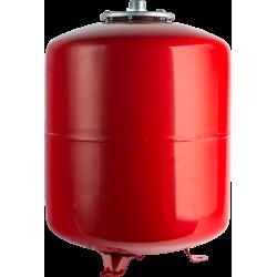 : фото Расширительный бак для отопления (Stout) Varem, 100 л, красный