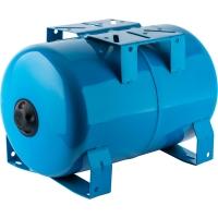 Гидроаккумулятор для водоснабжения (Stout) Varem, 20 л, горизонтальный, синий, сменная мембрана
