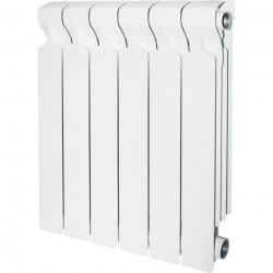 : фото Алюминиевый радиатор STOUT VEGA 350 (10 секций)