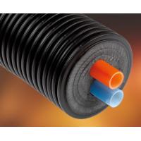 Двойной трубопровод на отопление/ГВС, PE-Xa SDR11 PN6, 160/2х25x2.3мм