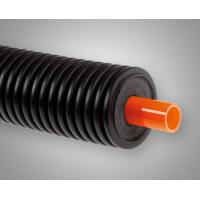 Одинарный трубопровод на отопление/ГВС, PE-Xa SDR11 PN6, 110/25x2.3мм