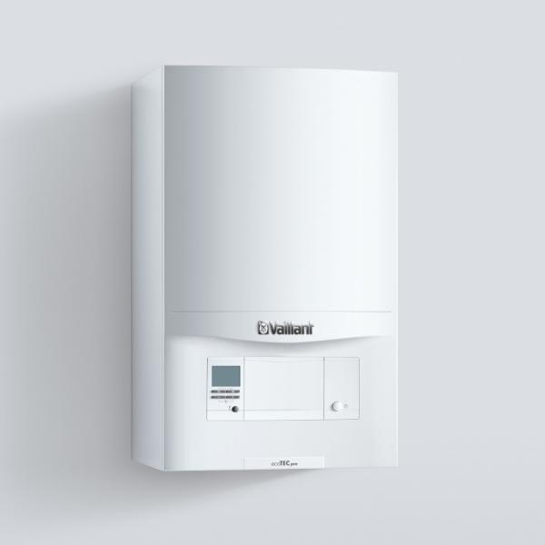 Конденсационный настенный газовый котёл VAILLANT ecoTEC pro VUW INT IV 346/5-3, 34 кВт, двухконтурный фото 1