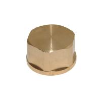 Заглушка 1/2, бронза, мод. 3301 Viega