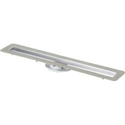 : фото Базовый элемент душевого лотка Advantix 800, нержавеющая сталь, мод. 4982.10 Viega