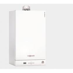 : фото Газовый конденсационный котёл Viessmann Vitodens 050-W BPJC RU, 24 кВт, двухконтурный
