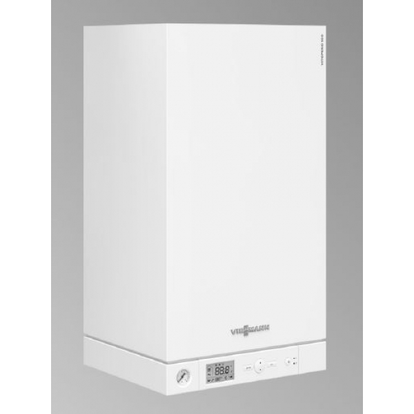 Газовый котел VIESSMANN Vitopend 100-W A1HB001 Umlauf RLU 24 кВт (одноконтурный/турбированный) фото 1