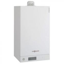 : фото Газовый конденсационный котёл Viessmann Vitodens 100-W 5,9-35,0 (5,1-31,9) кВт двухконтурный, комплект переналадки на сжиженный газ