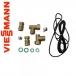 Пакет VIESSMANN: котел Vitodens 100-W B1HC 35 кВт, бойлер Vitocell 100-W CVBB 300 л, комплект подключений фото 4