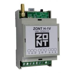 : фото GSM термостат для электрических и газовых котлов ZONT H-1V