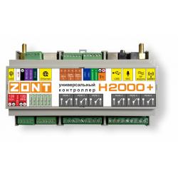 : фото ZONT H-2000 Plus Универсальный отопительный контроллер