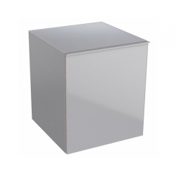 : фото Боковой шкафчик Keramag Acanto 45x52 500.618.JL.2