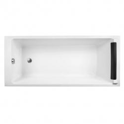 : фото Акриловая ванна Jacob Delafon Spacio 170x75 (с подголовником) E6D010RU-00